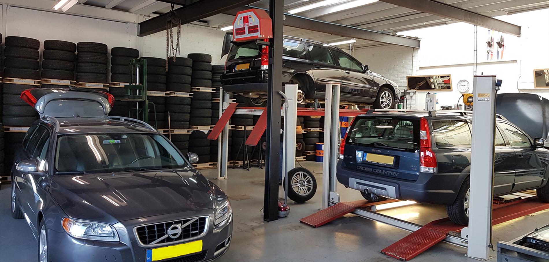Voltec - Volvo garage